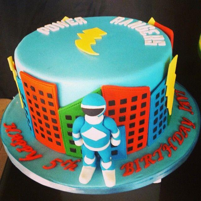Cake Decorating Ideas Th Birthday Rangers