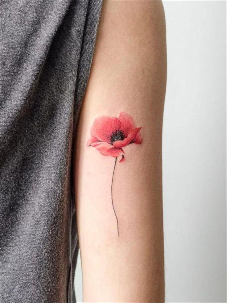известны тату мини цветы эскизы фото страны