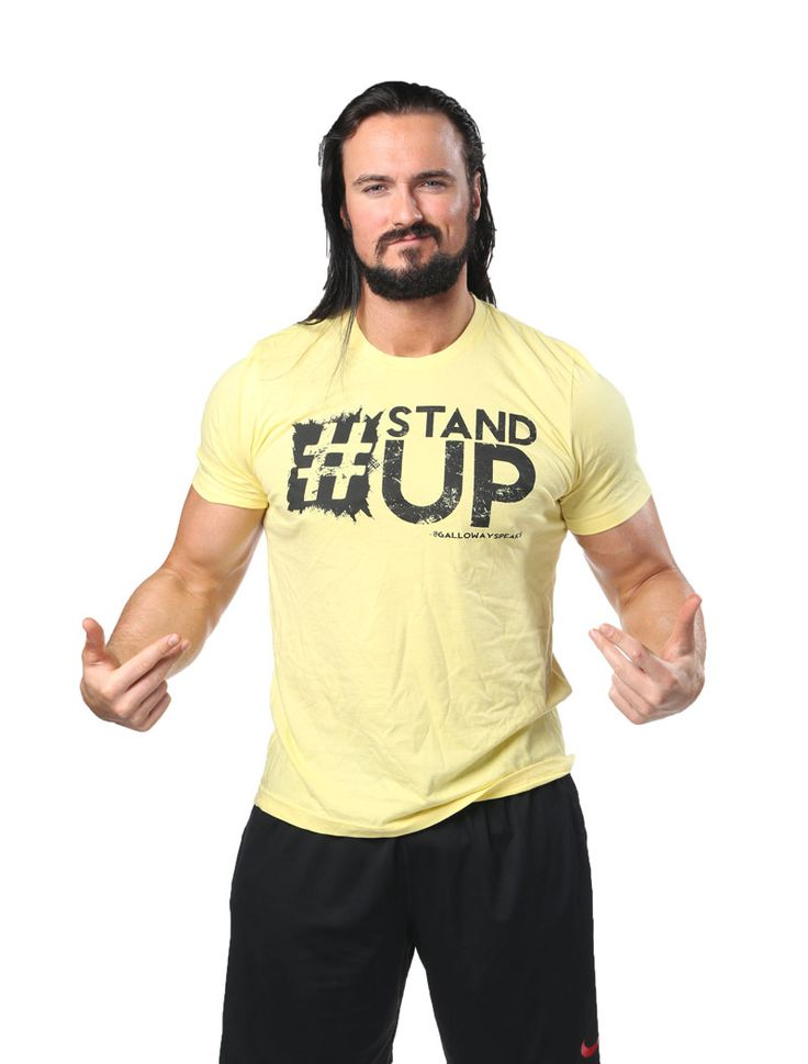Drew Galloway - Stand Up   ShopTNA