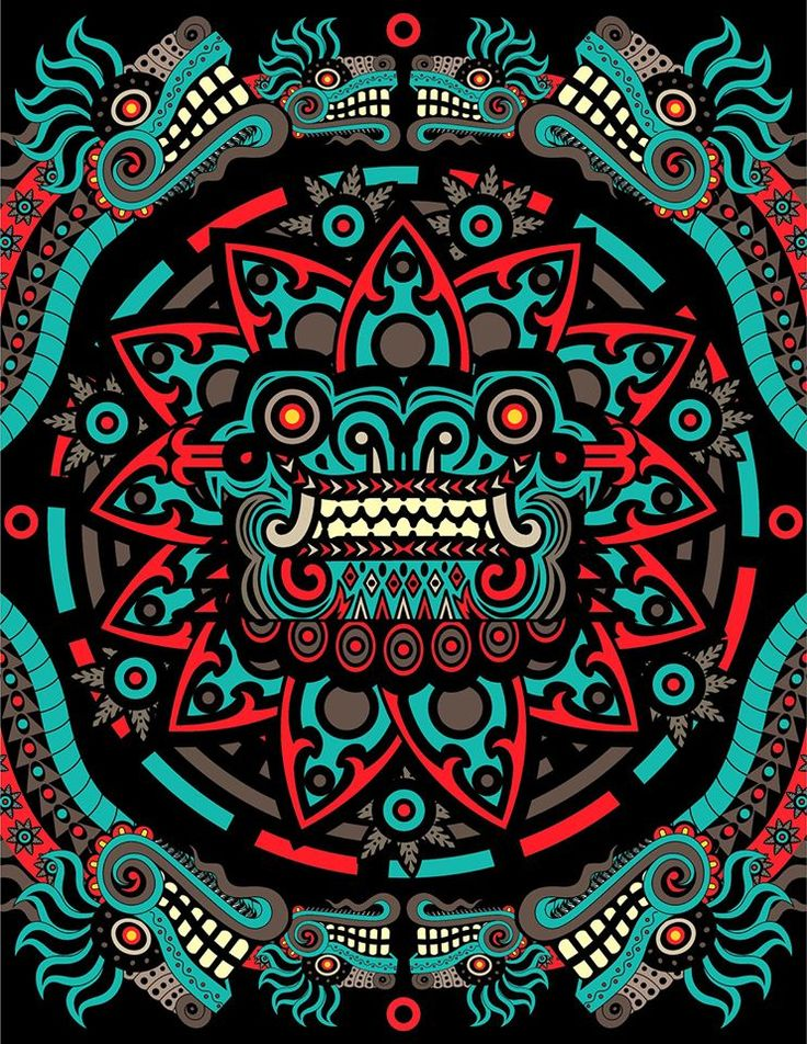 El loco corazón de la serpiente  por Adrian Acosta Meza adriarte