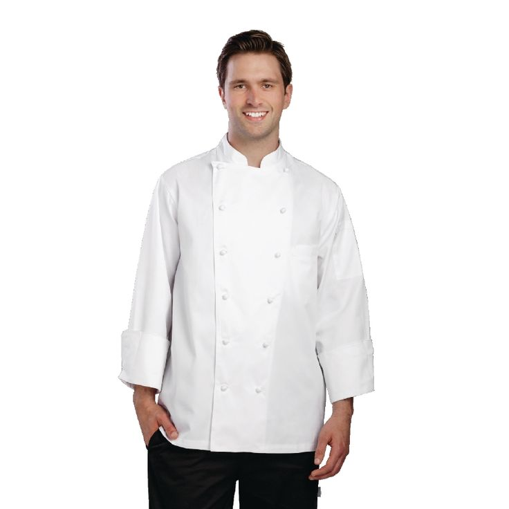Chef Works Madrid Jacket 42in - A099-42
