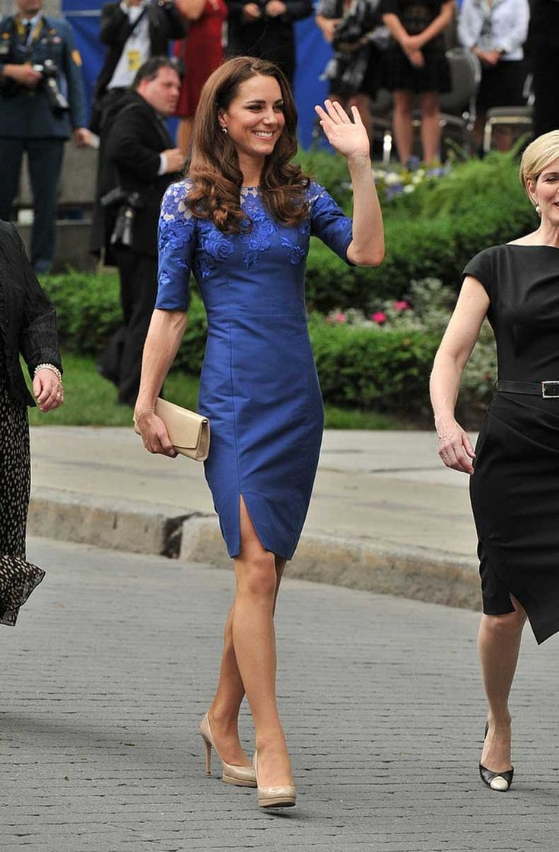 El Truco De Estilo Mejor Guardado De Kate Middleton | Cut & Paste – Blog de Moda