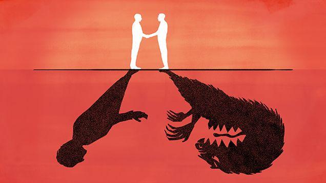 Nel lungo periodo, il comportamento passivo-aggressivo può diventare ancora più distruttivo rispetto all'aggressione.