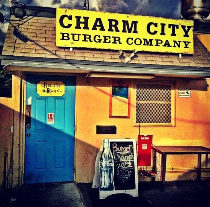 2. Charm City Burger Company, Deerfield Beach