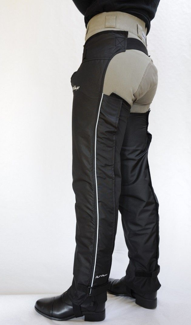 Just Chaps Child Equestrian Waterproof Dri Riders Horse riding Full Chaps