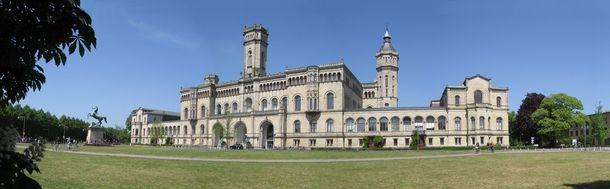 Gottfried Wilhelm Leibniz University Hannover Germany  #architecture #gottfried #wilhelm #leibniz #university #hannover #germany #photography