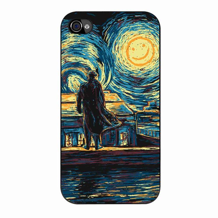 Sherlock Holmes 36 iPhone 4/4s Case