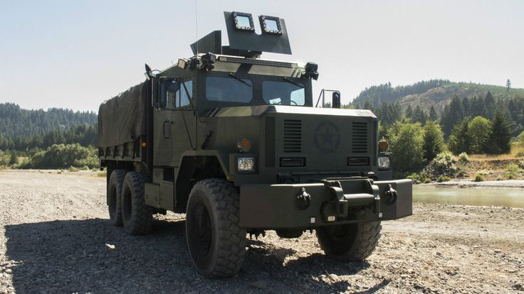 Bug Out Vehicle Doomsday : Details about custom built doomsday trucks m a