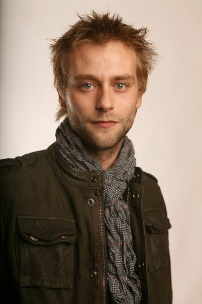 joe anderson..dirty british and cute.