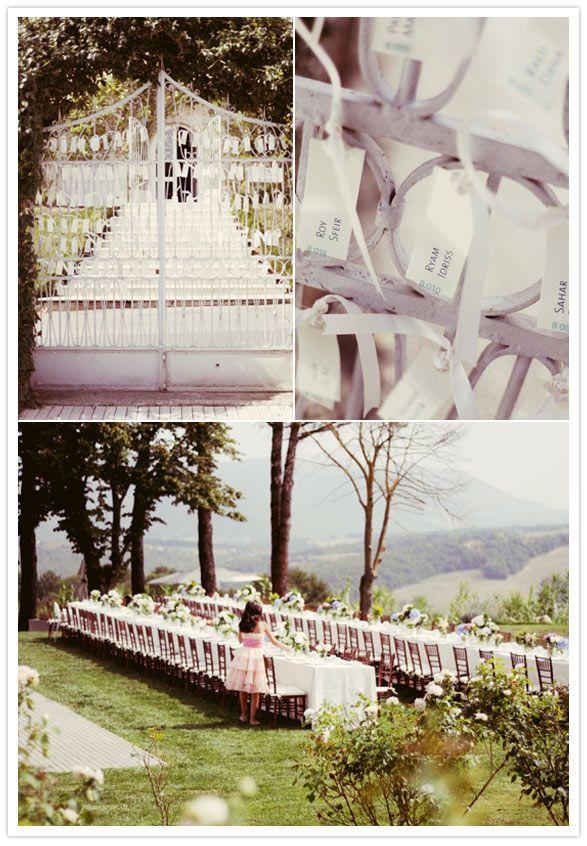 Italian wedding. love