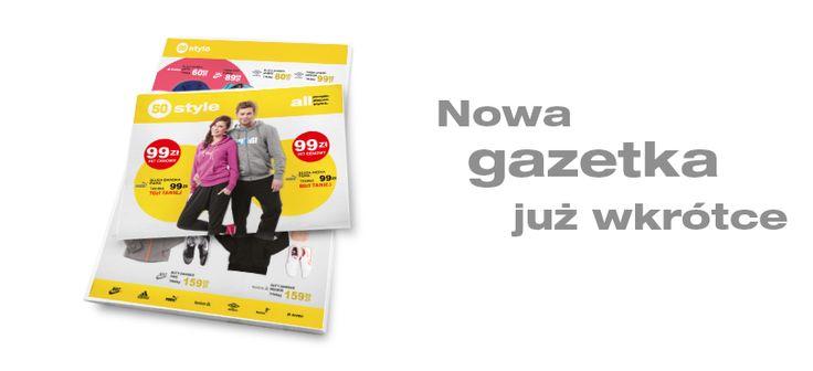 Gazetka - Buty i Ubrania Sportowe - Sklep Internetowy