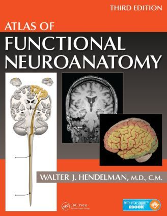 Atlas of Functional Neuroanatomy, Third Edition: 3rd Edition (Pack - Book and Ebook) - Routledge