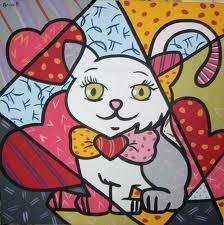 romero brito gatos - Pesquisa Google
