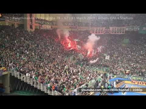 Pao vs Barca 78-67 | Atmosphere | G13 | 1080p - YouTube