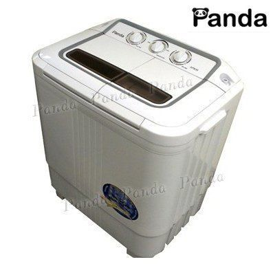 Panda Small Compact Portable Washing Machine 7.9lbs Capacity with Spin Dryer, 2016 Amazon Most Gifted Washers & Dryers  #MajorAppliances
