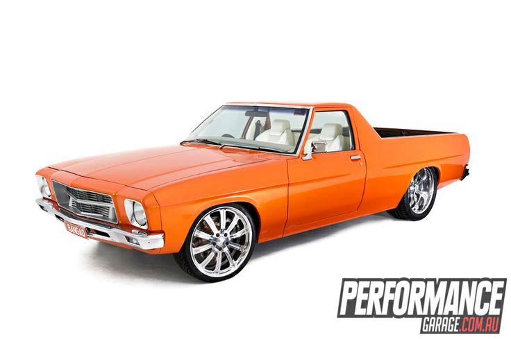 Turbo LS1 Ute