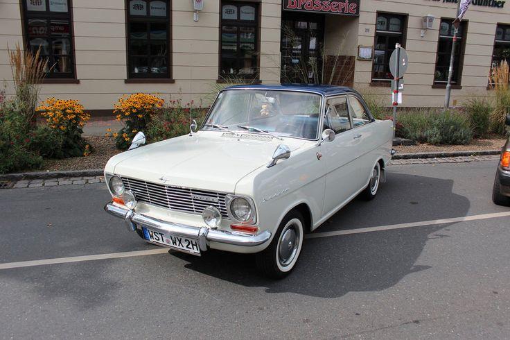 Alle Größen | 1965 Opel Kadett A Coupe Rastede Oldtimer Sommerfest 20.08.2017 | Flickr - Fotosharing!