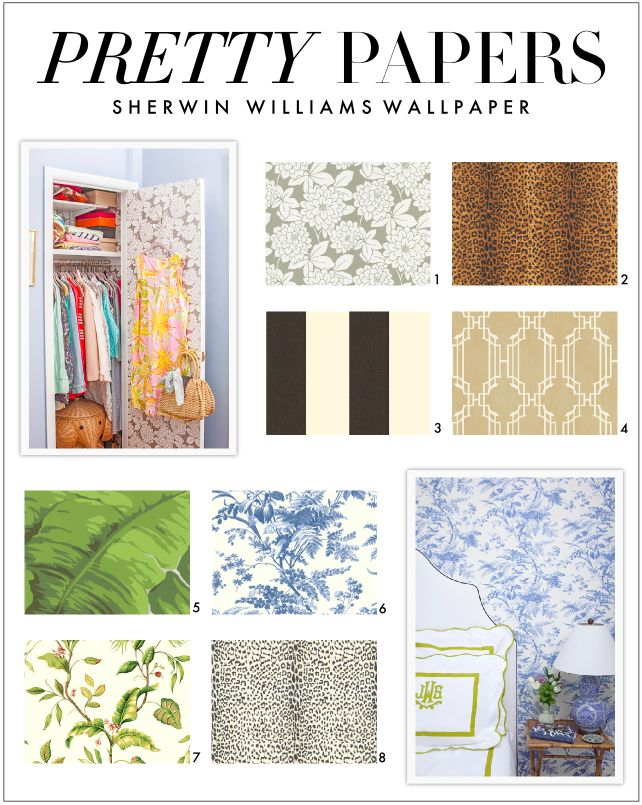 Sherwin Williams EasyChange Wallpaper
