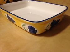 Dansk St. Tropez Baking Pan Oven Dish RARE VERY GOOD CONDITION