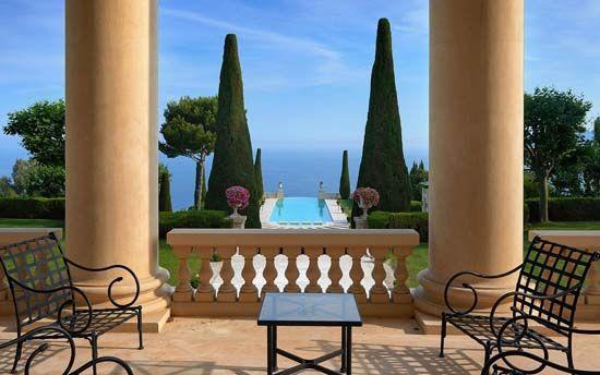 The Magnificent 'Castle of La Croix des Gardes' Seeks New Owner