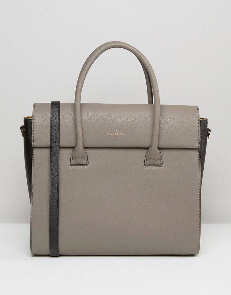 Image 1 ofPauls Boutique Adele Fold Over Structured Tote