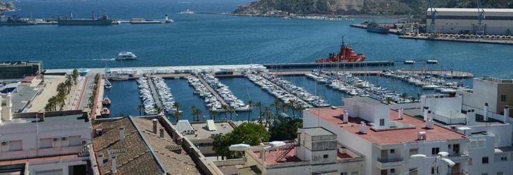 Yacht Port Cartagena , Murcia, Spain