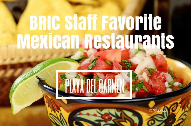 Top picks for authentic Mexican food in Playa del Carmen
