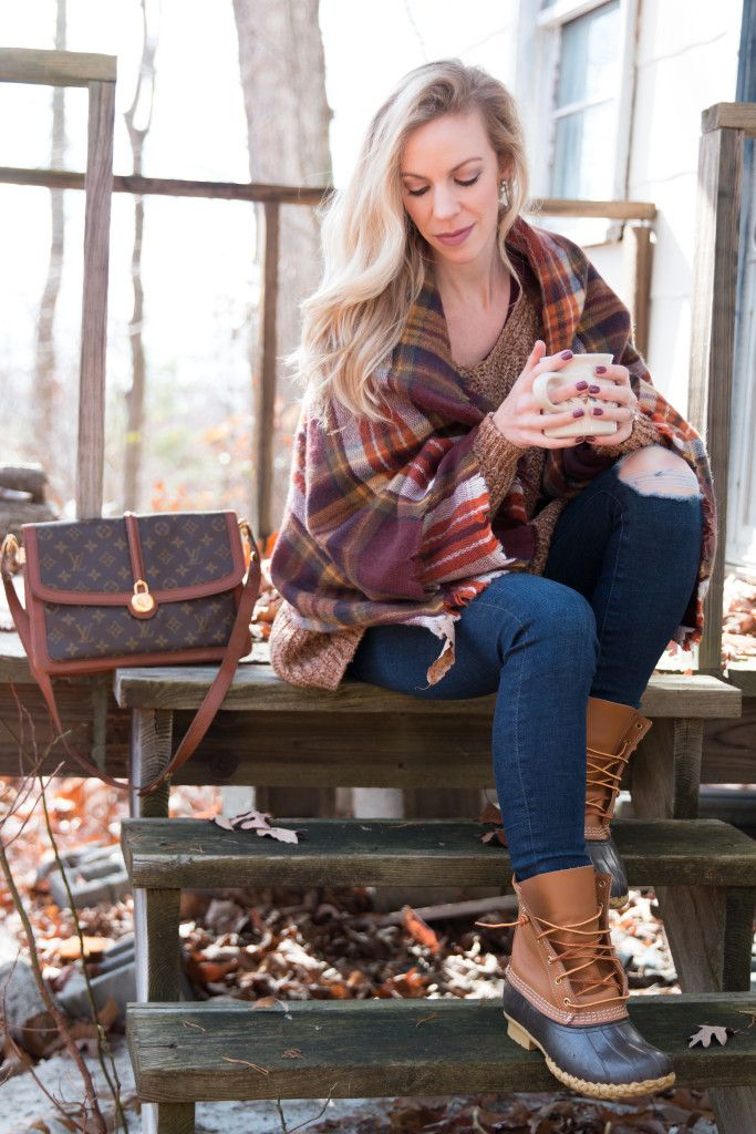 Best 25+ Duck boots outfit ideas on Pinterest | Duck boots Winter boots and Sorel womens winter ...