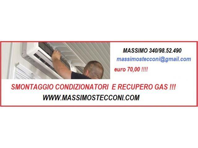 SMONTAGGIO CONDIZIONATORE Roma - Annunci Gratuiti - Case, Affitti, Auto usate, Lavoro e Servizi - Inserzioni Online Gratis