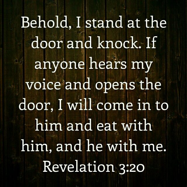 915 Best Images About Behold I Stand At The Door And Knock Rev 3 21 On Pinterest
