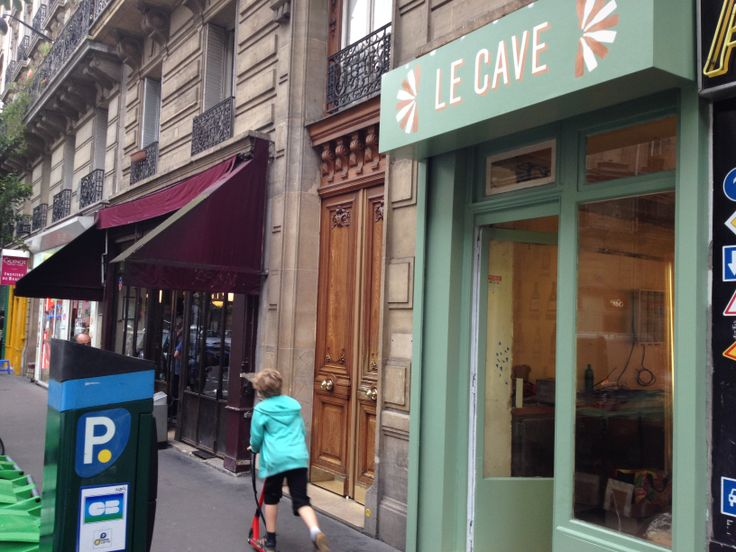 Le Cave, entre le 129 et le 131 avenue Parmentier, Paris 11e