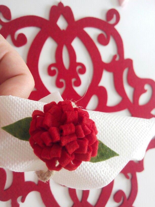 #keçe #peceteyuzugu #handmade