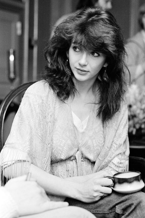 """Kate Bush  """"She's just so cool."""" Getty Images"""