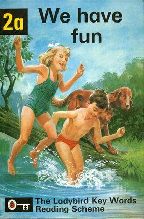 2a We have fun, Ladybird Books