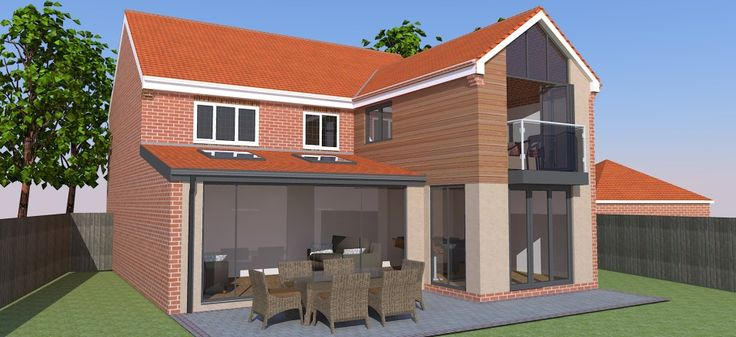 house extensions loft conversion plans drawn planning permission and building regulation approval