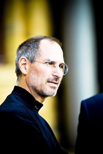"Steve Jobs was an American entrepreneur, marketer, and inventor, who was the co-founder, chairman, and CEO of Apple Inc. Through Apple, he is widely recognized as a charismatic and design-driven pioneer of the personal computer revolution and for his influential career in the computer and consumer electronics fields, transforming ""one industry after another, from computers and smartphones to music and movies."