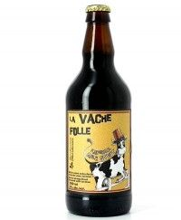 La Vache Folle Imperial Milk Stout