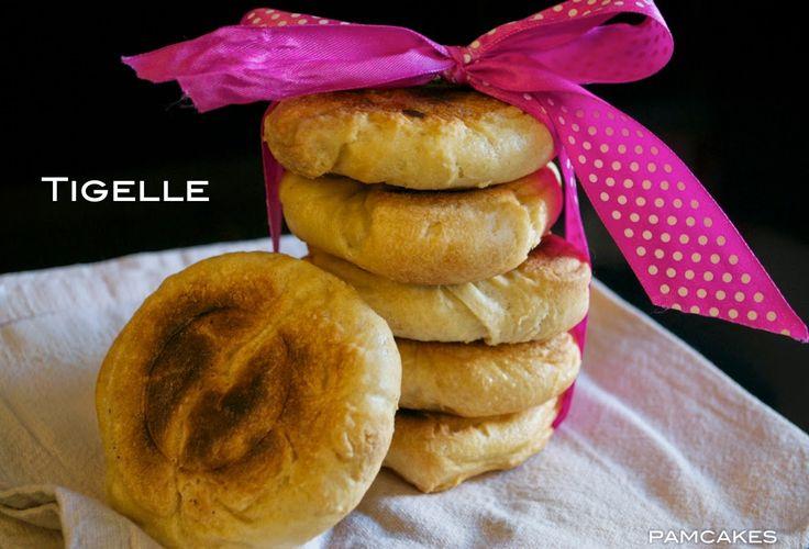 Pamcakes: TIGELLE con Lievito Madre