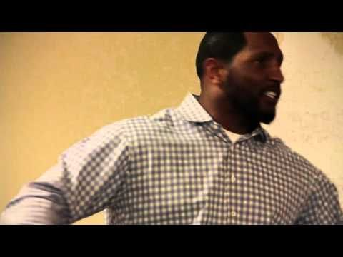 Ray Lewis. Effort is between you and you!