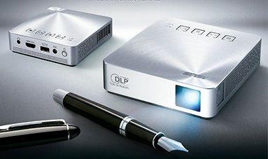 Projetor LED Portátil S1