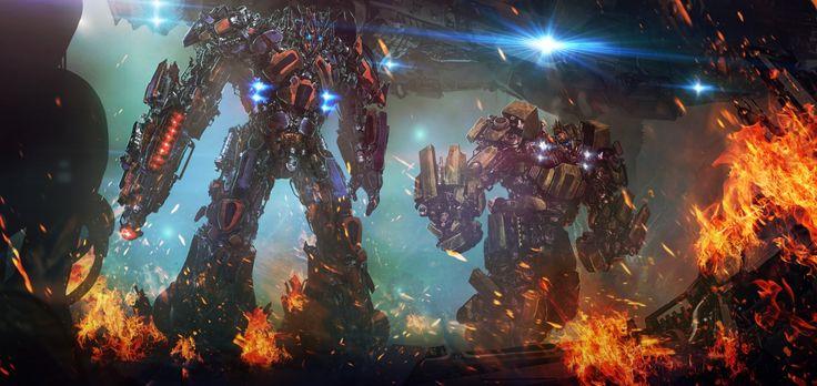 Трансформеры Робот optimus prime autobot Ironhide Фильмы Фэнтези