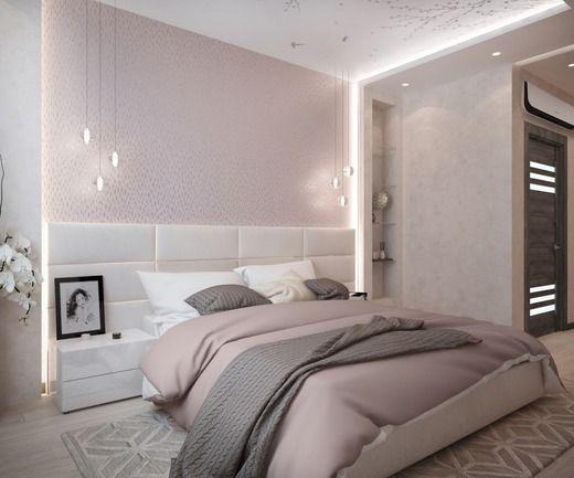 Спальня в квартире на Державина 47. Спальня