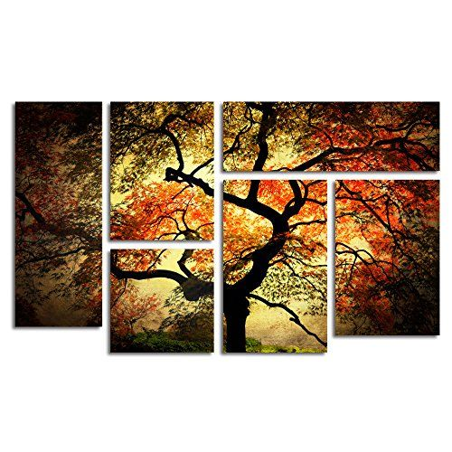 Trademark Fine Art Japanese by Philippe Sainte-Laudy Wall Decor, 6-Panel Set Trademark Fine Art http://www.amazon.com/dp/B00LJRCBXW/ref=cm_sw_r_pi_dp_vpz4wb07DSWD7