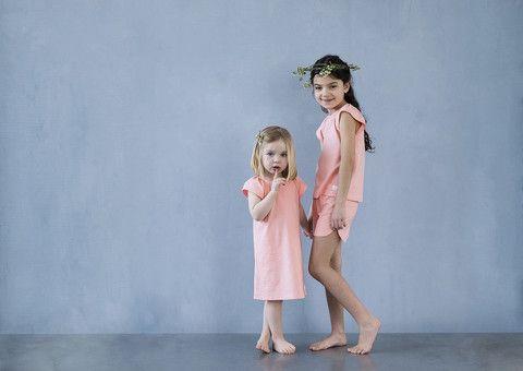 Nightdress girl - SNORK Copenhagen Organic Nightwear