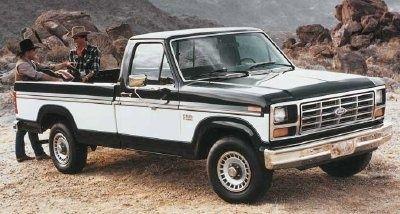 Ford Pick Up Trucks & Vans WIS 1982-1999