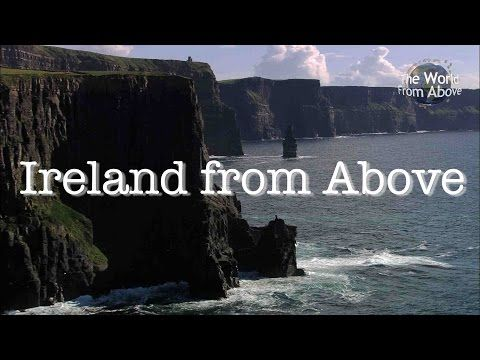 Ireland from Above in High Definition (HD) - YouTube