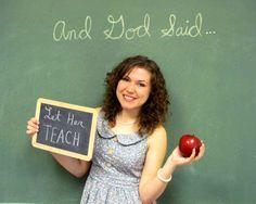 Teacher Photoshoot