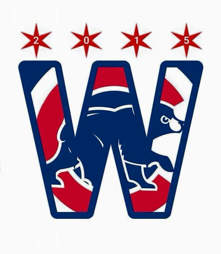 This is my cubs tattoo for sure. But with 2016 instead of 2015