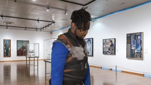 Good help is SO hard to find these days!! But good for you Klaue third time's a charm!! Join Killmonger and his lackey as they eventually rob the museum in this clip from our new Epic @blackpanther movie parody!! See the full video on our channel!! . LINK IN BIO . #TheSeanWardShow #YouTube #Subscribe #youtuber #youtubersofcanada #YouTubersofinstagram #youtubelife #Instacosplay #cosplayersofinstagram #cosplaylife #greenscreen #Parody #comedy #cosplay #BlackPanther #tchalla #Shuri #wkabi…