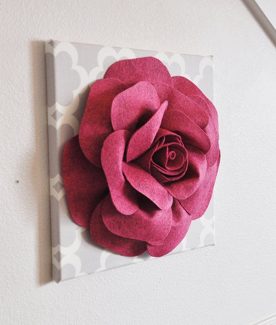 Rose Wall Decor 9 best wall art images on pinterest | art 3d, canvas wall art and